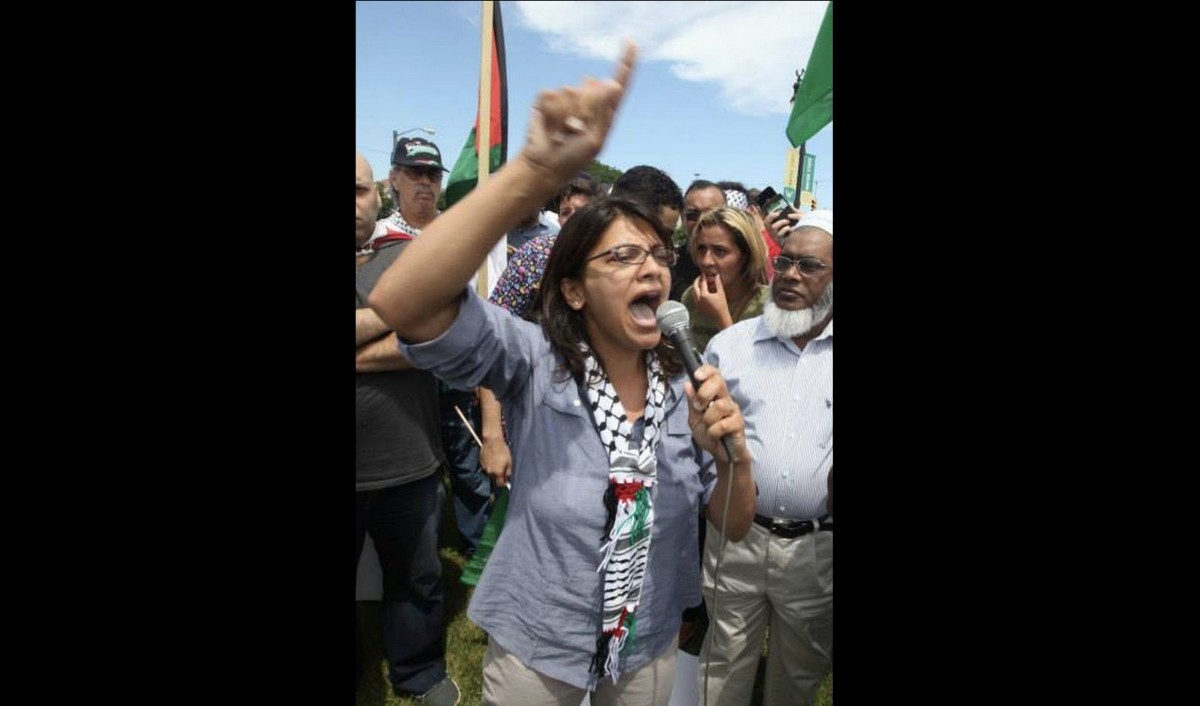 Congresswoman Rashida Tlaib's family was questioned by the FBI after September 11th terror attacks