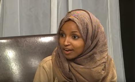 Ilhan Omar defends terrorism