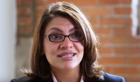 Rashida Tlaib wrote op-ed for Louis Farrakhan's website